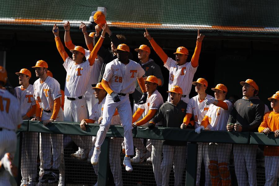Vols Blank Western Illinois on Opening Day 3-0