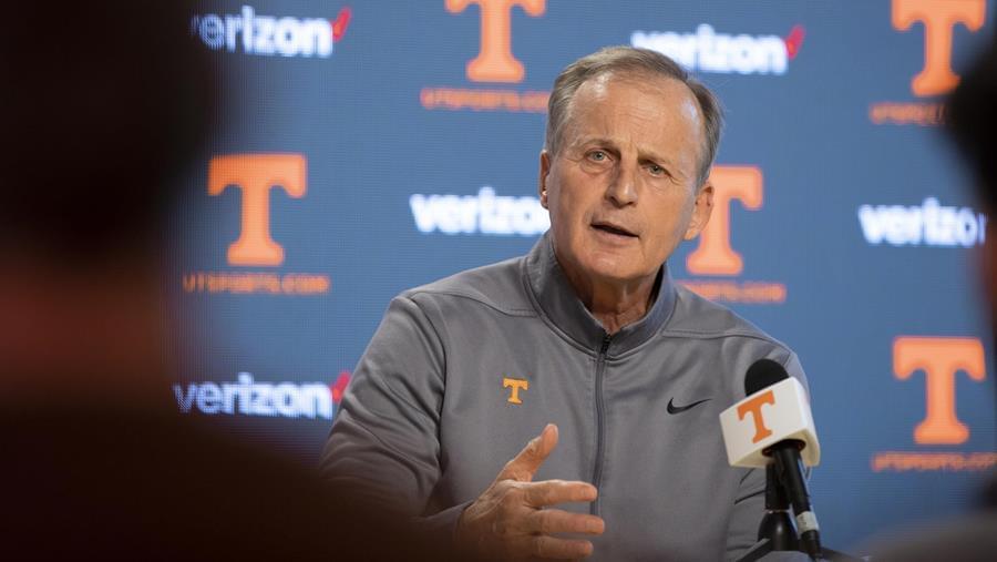 Rick Barnes Monday Press Conference Transcript