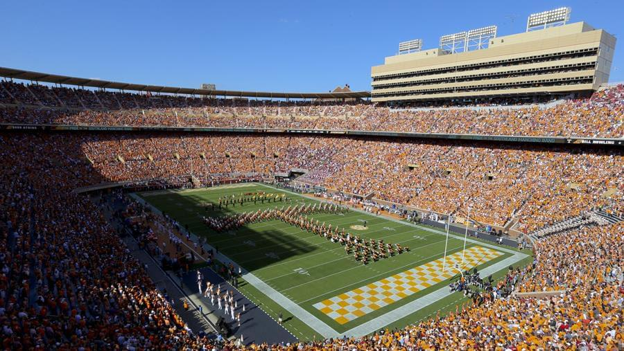Bill Martin Joins Vols as Assistant AD for Football Communications