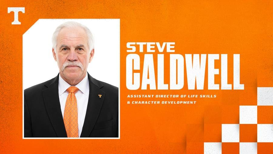 Steve Caldwell Returns to Rocky Top as Life Skills & Character Development Mentor
