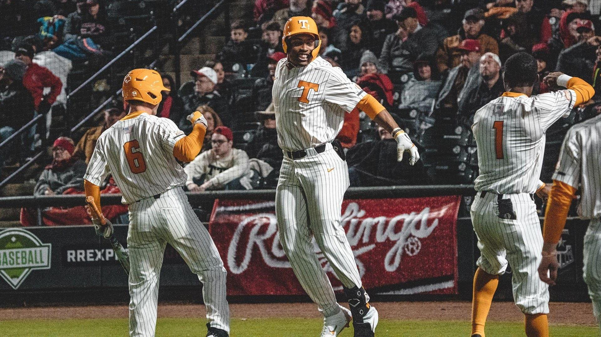 Vols Top No. 1 Texas Tech to Open Round Rock Classic