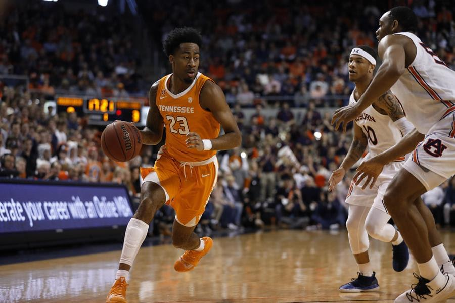 Silverberg: Hardwood Heedes as Tennessee falls short against Auburn