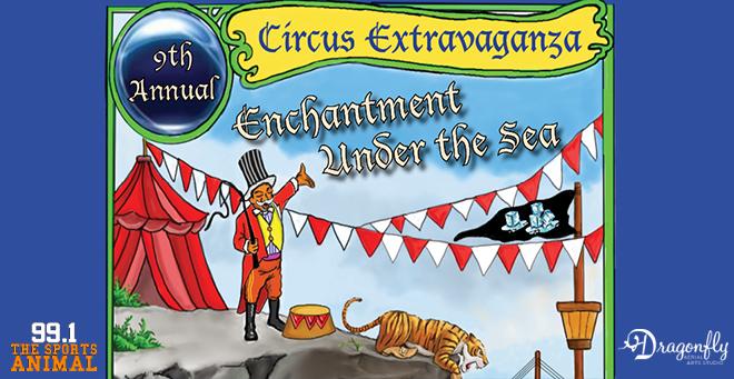 Dragonfly's Circus Extravaganza