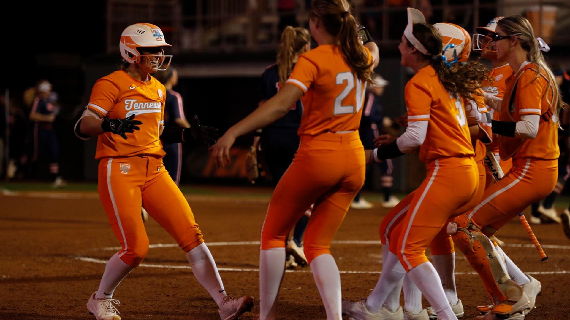 UT Walks it Off to Earn 100th In-State Victory