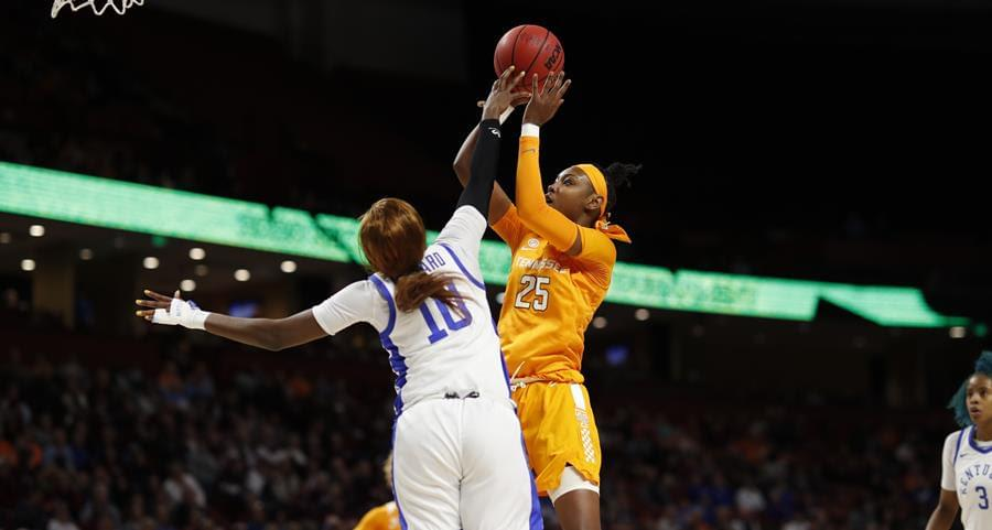 6-seed Lady Vols lose to 3-seed Kentucky 86-65 at SECT