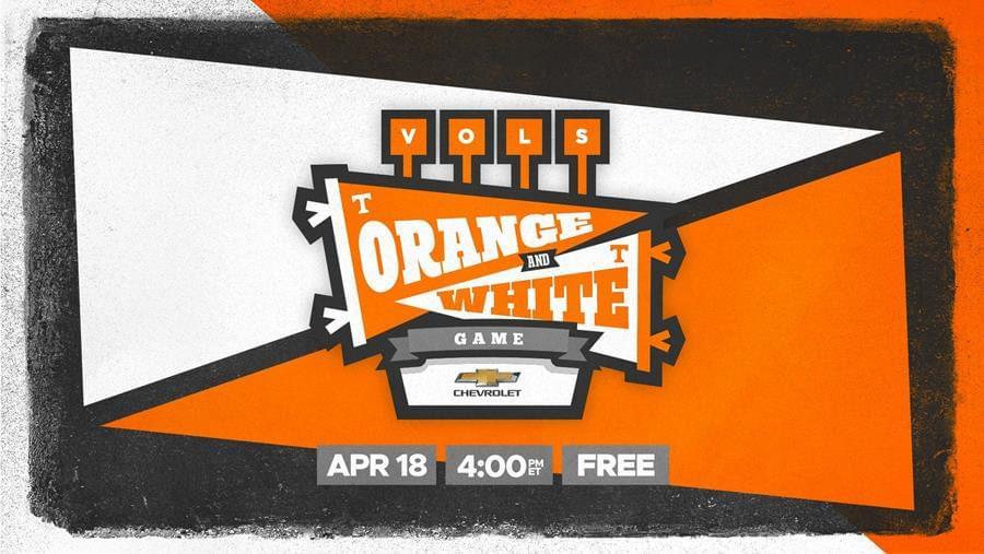 Spring Football Returns Tuesday, Chevrolet Orange & White Game Details Announced