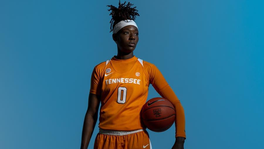 Lady Vol Basketball's Rennia Davis nets AP All-America Honorable Mention