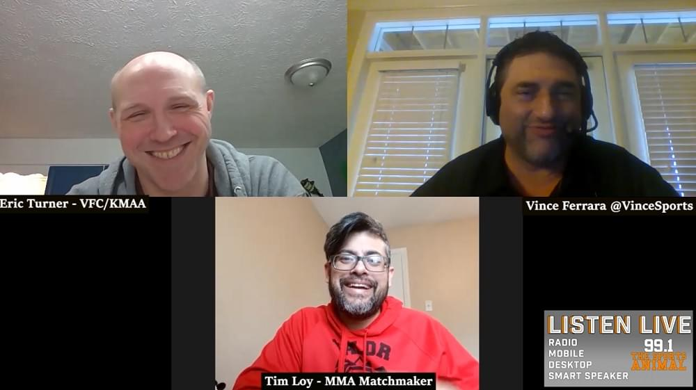Vince's Video View: This week's In The Cage MMA Radio