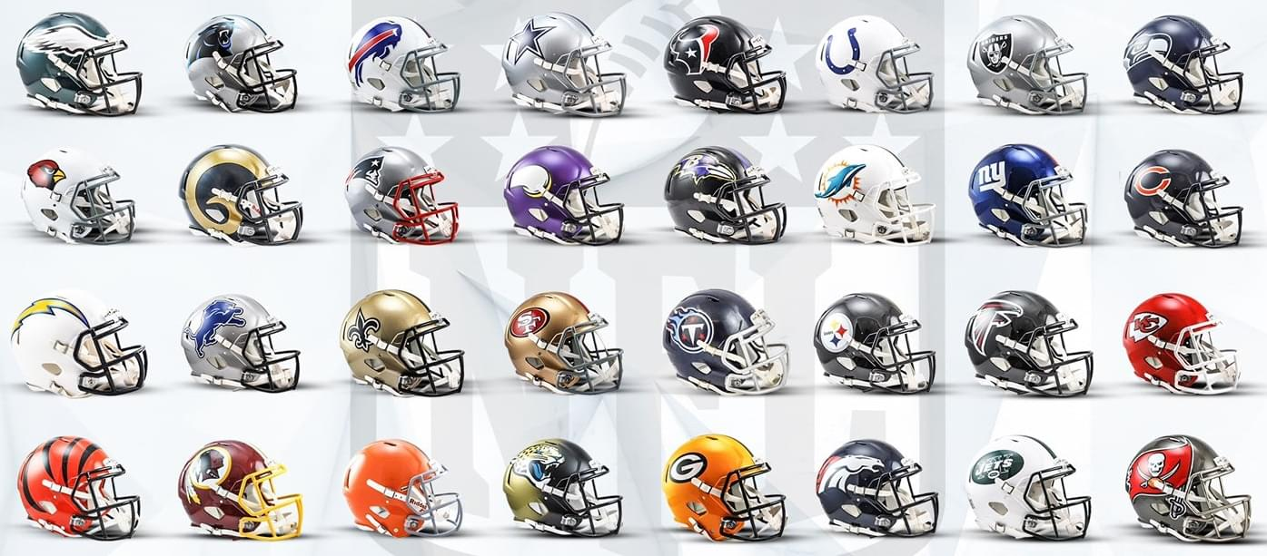 Vote In Our Poll Question: What's your favorite NFL team?