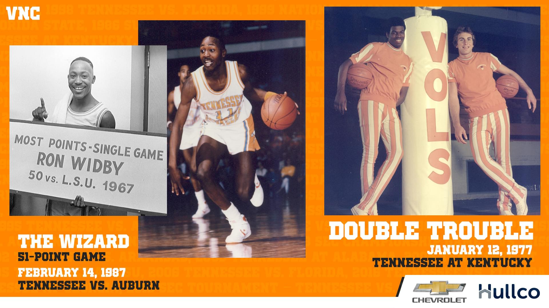 "Hoops Doubleheader Upcoming Sat on ""Vol Network Classics"""