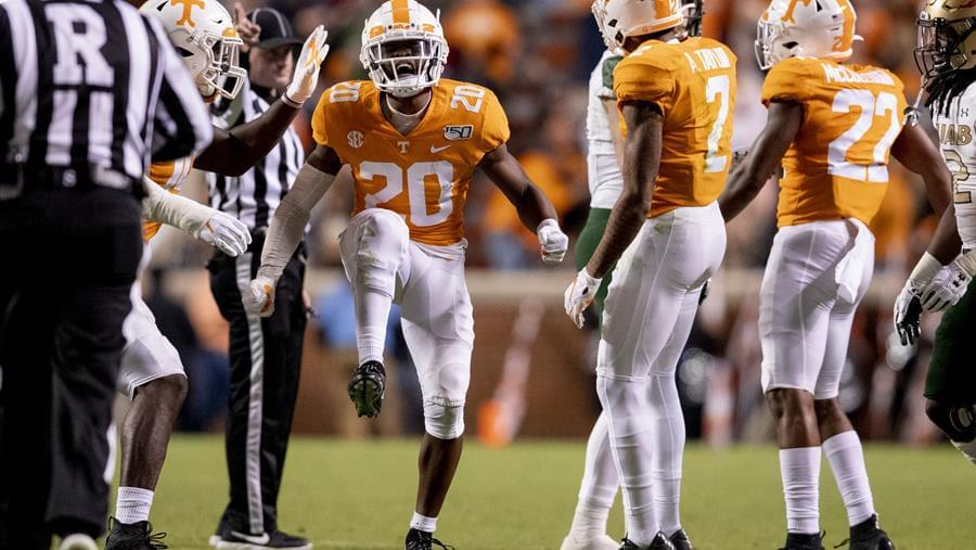 Notable players that changed commitments from SEC schools in last 30 months including 10 that ended up at UT