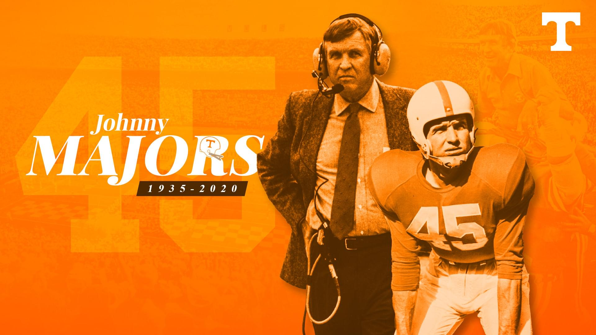 Tennessee Mourns the Loss of Johnny Majors