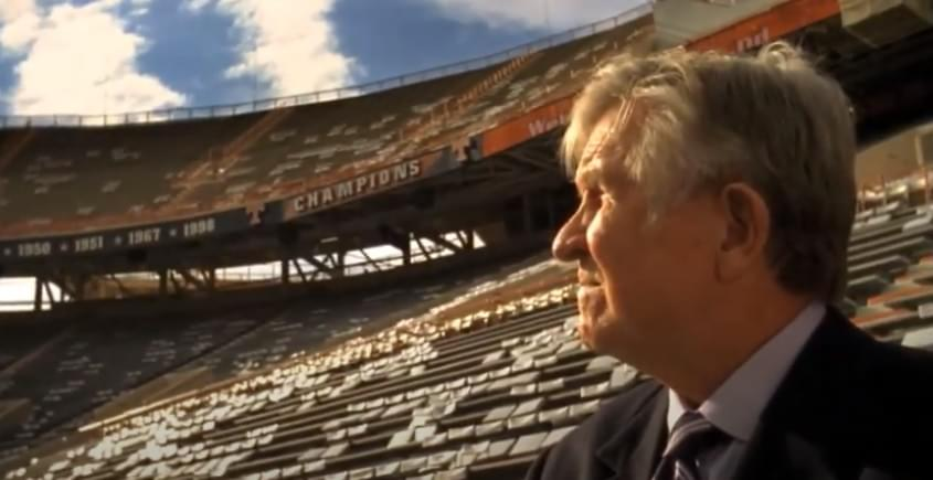 Video: Johnny Majors Remembers