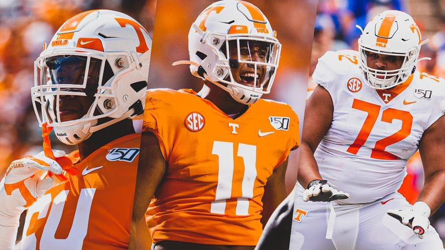 Vince's View: A numbers look at the 2020 Tennessee football roster