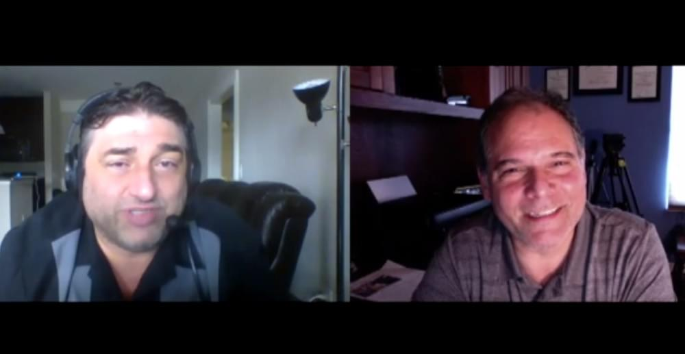 Vince's View: Zoom video conversation on Vols with Rick Russo