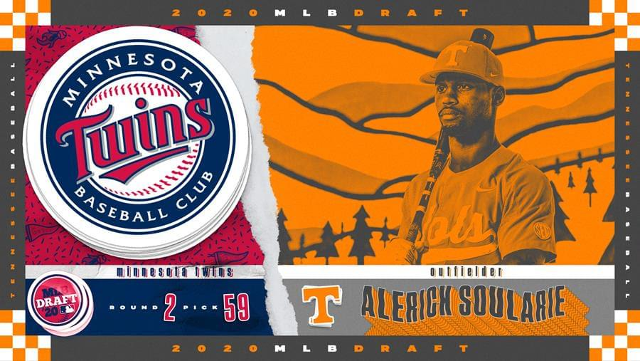 Alerick Soularie Drafted in Second Round by Minnesota Twins