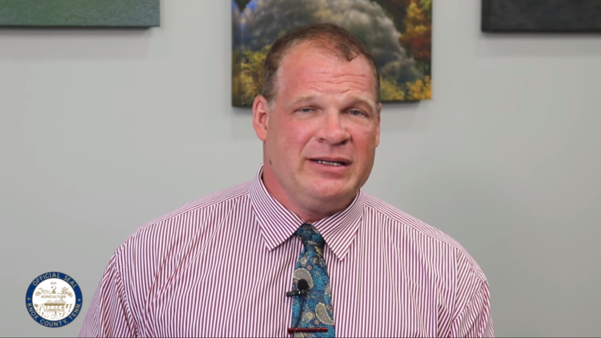 Knox County Mayor Glenn Jacobs Statement on Increase in COVID-19 Cases