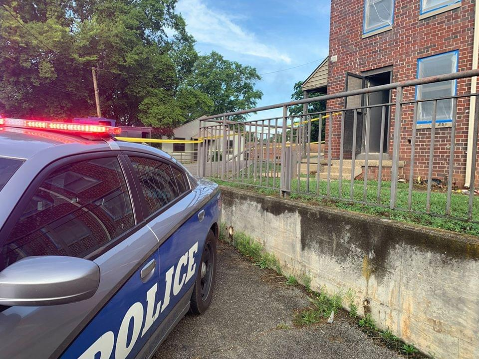 Woman Found Dead Outside West Knox County Apartment