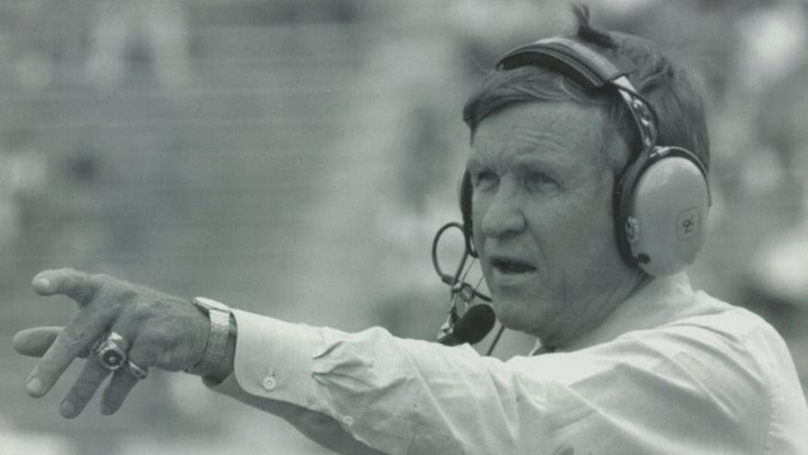 """Johnny Majors: Straight Ahead"" To Air on ESPNU on July 3"
