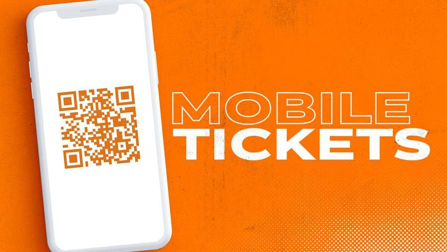 Tennessee Transitioning to Mobile Ticketing for 2020-21