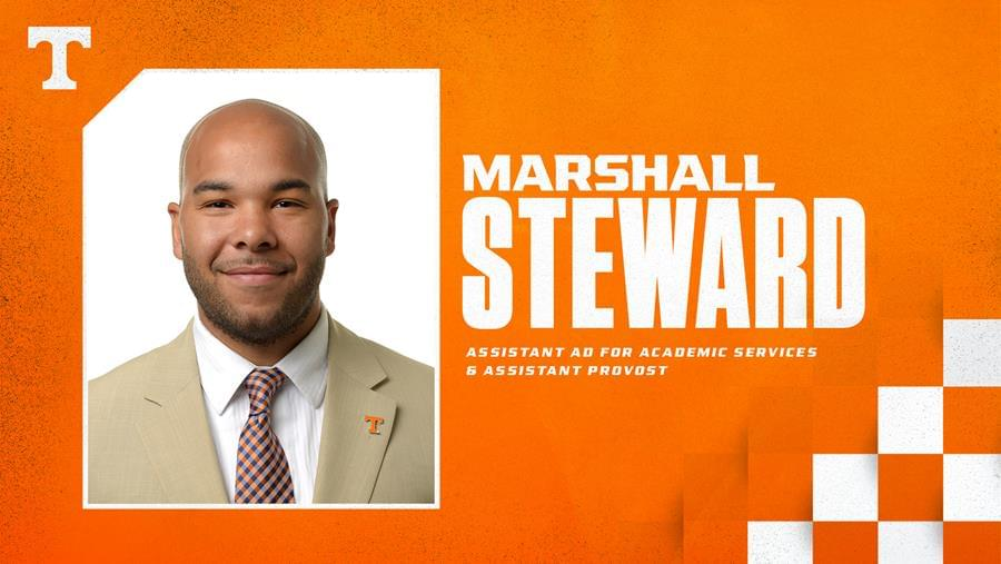 Marshall Steward Promoted to Assistant AD & Assistant Provost Role
