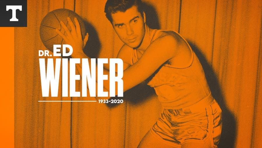 Tennessee Basketball All-American Ed Wiener Passes Away