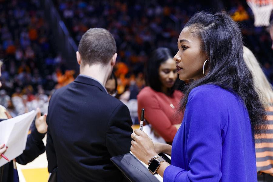 Lady Vol assistant Lacey Goldwire partnering with Coaches 4 Change