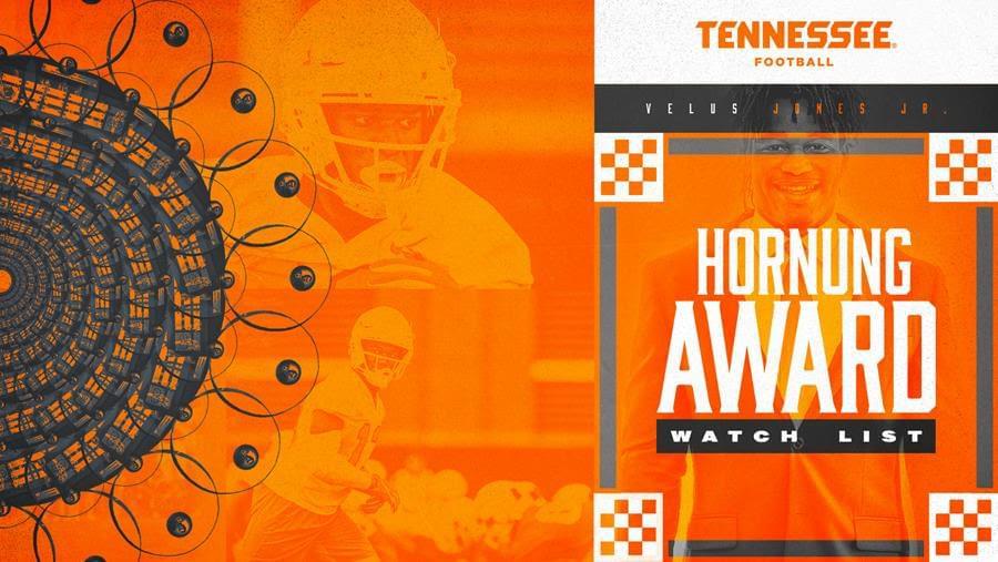 Velus Jones Jr. Named to Paul Hornung Award Watch List