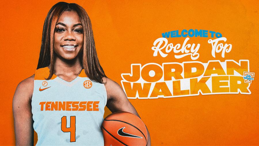 Grad transfer Jordan Walker inks with Lady Vols