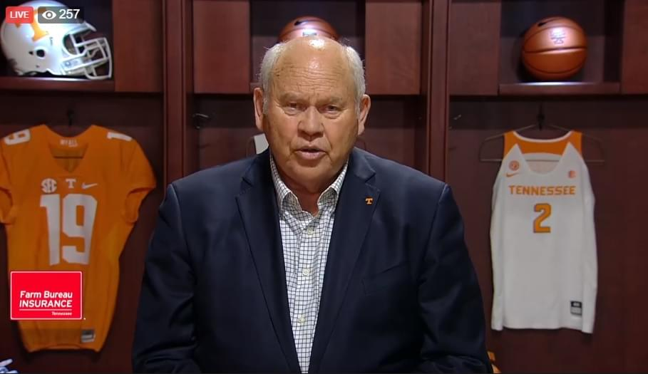 """Fulmer on 2 added SEC games """"Strengths of schedule will play some role in it. I think it probably will play a bigger role than the rotation model might."""""""