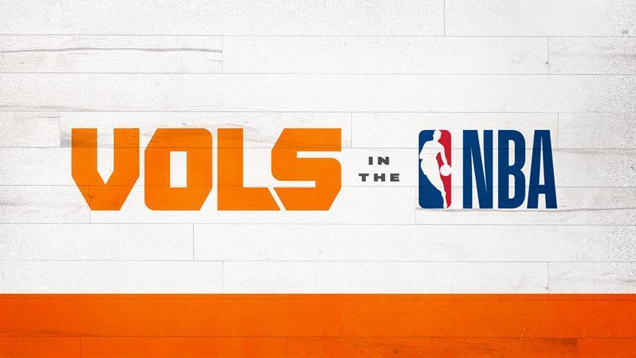 Four Vols Begin Play in NBA Restart