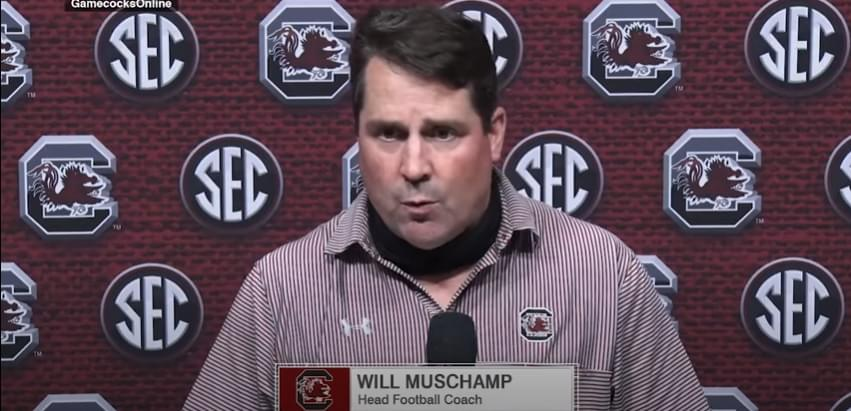 SEC in 3V – Vinny's Virtual View: Will Muschamp at South Carolina