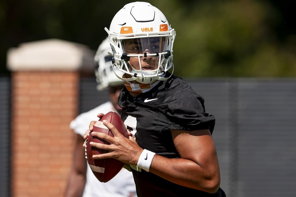 Photo Gallery: Vols Fall Football Practice 1