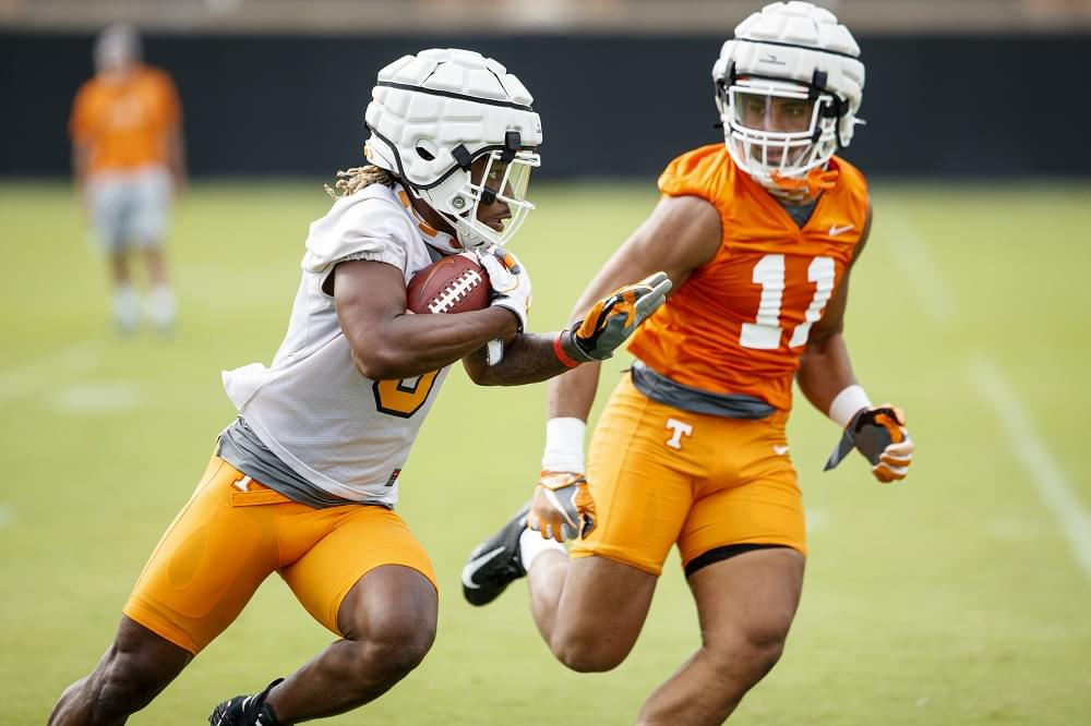 Photo Gallery: Vols Fall Football Practice 2