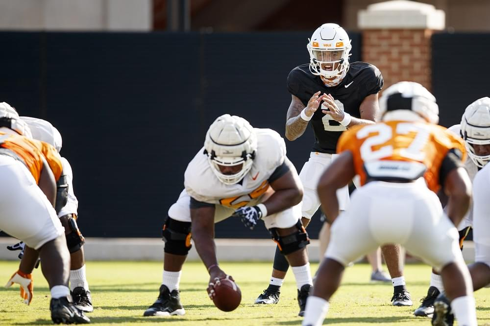 Photo Gallery: Vols Fall Football Practice 6