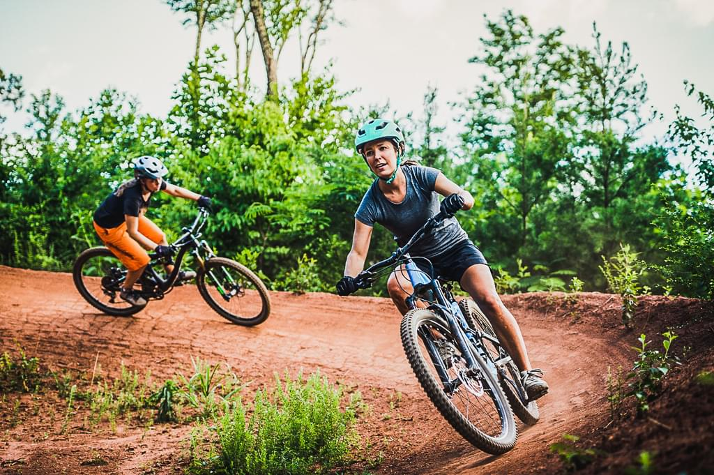 Baker Creek Bike Park in South Knoxville Open