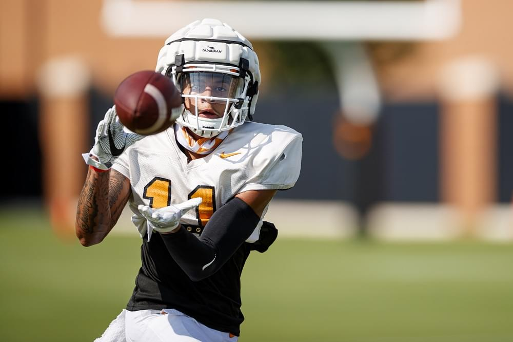 Vince's View: Summary of Week 2 of Tennessee football practice