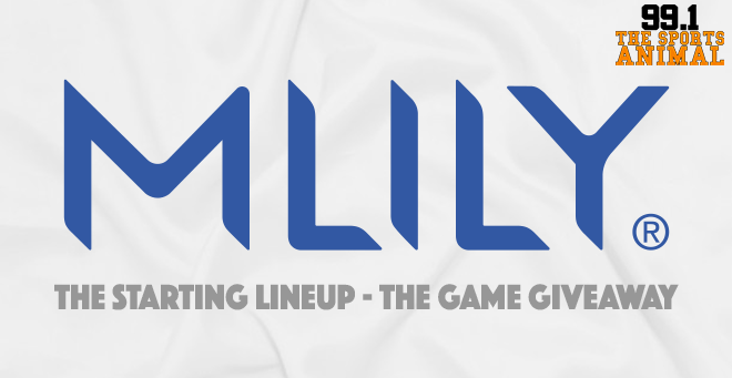 MLILY Giveaway with The Starting Lineup