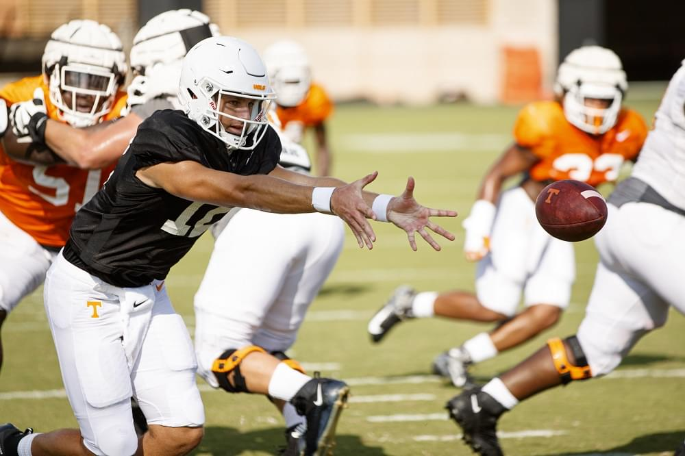 Photo Gallery: Tennessee Football Fall Practice 8