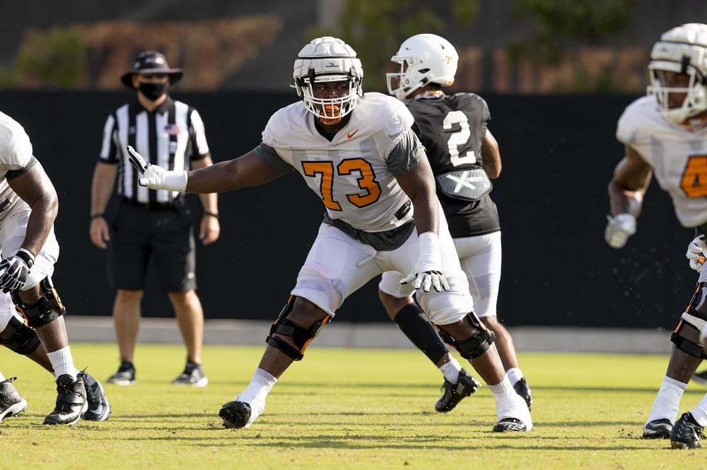 Photo Gallery: Tennessee Football Fall Practice 9
