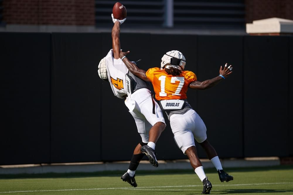 Photo Gallery: Tennessee Football Fall Practice 11