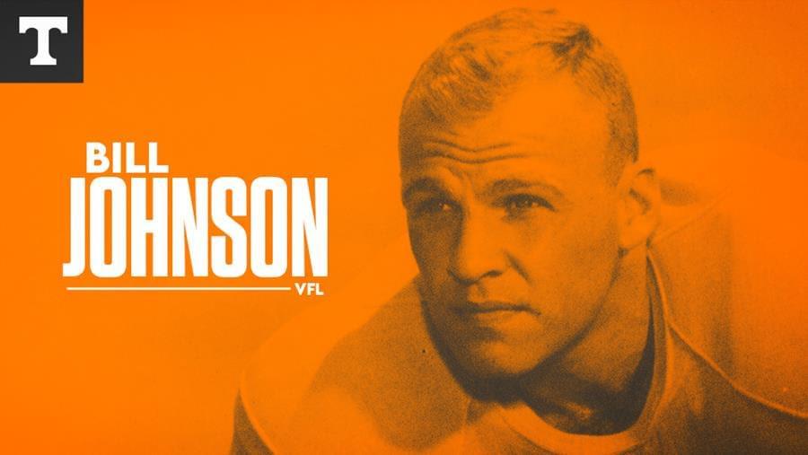 Former Vols All-American Bill Johnson Passes Away