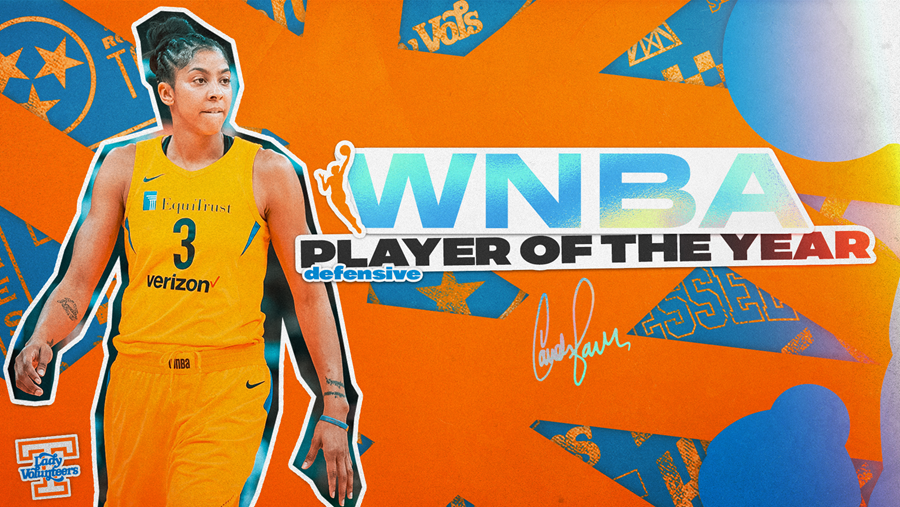 AP names Candace Parker WNBA Defensive Player of the Year