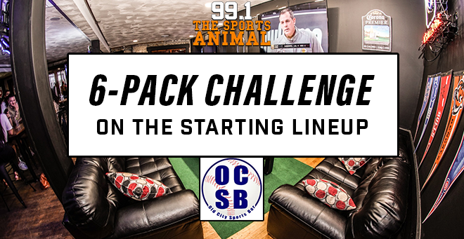 Old City Sports Bar 6-Pack Challenge