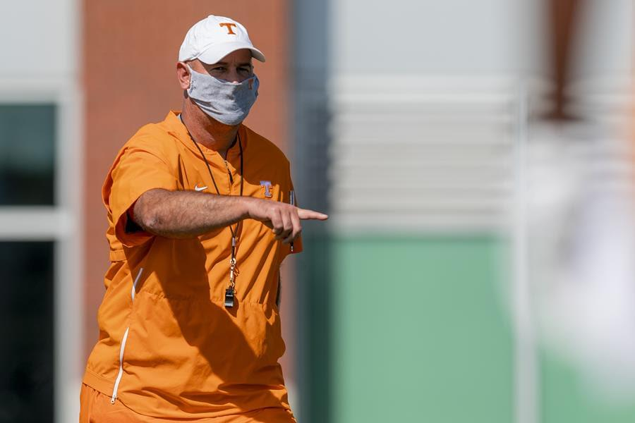 Pruitt Previews UT-South Carolina Opener; Full PC Transcript