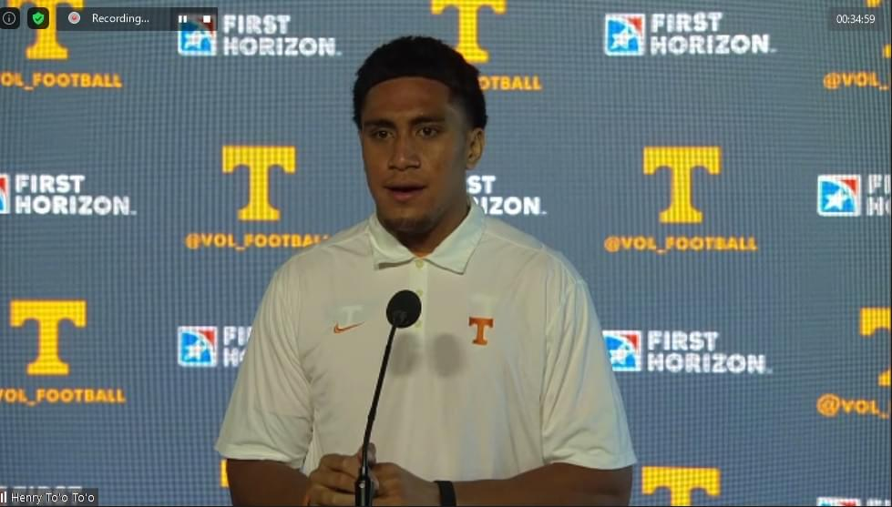 """WATCH: Henry T """"I know that we're physically ready and it's all going to show on Saturday"""""""
