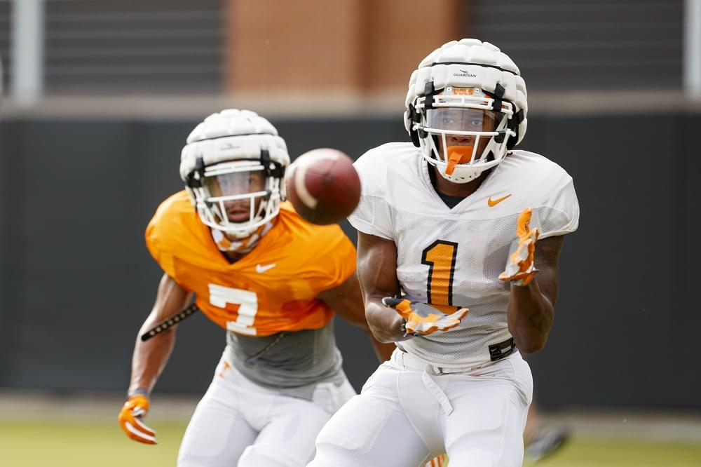 PHOTO GALLERY: Vols SC Week Tuesday Practice