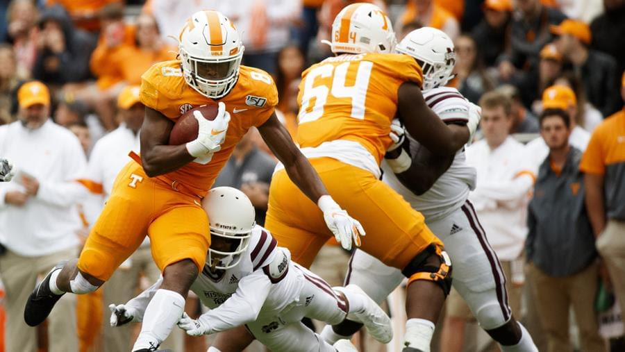 Limited Inventory of Tennessee Football Single-Game Tickets Available to General Public