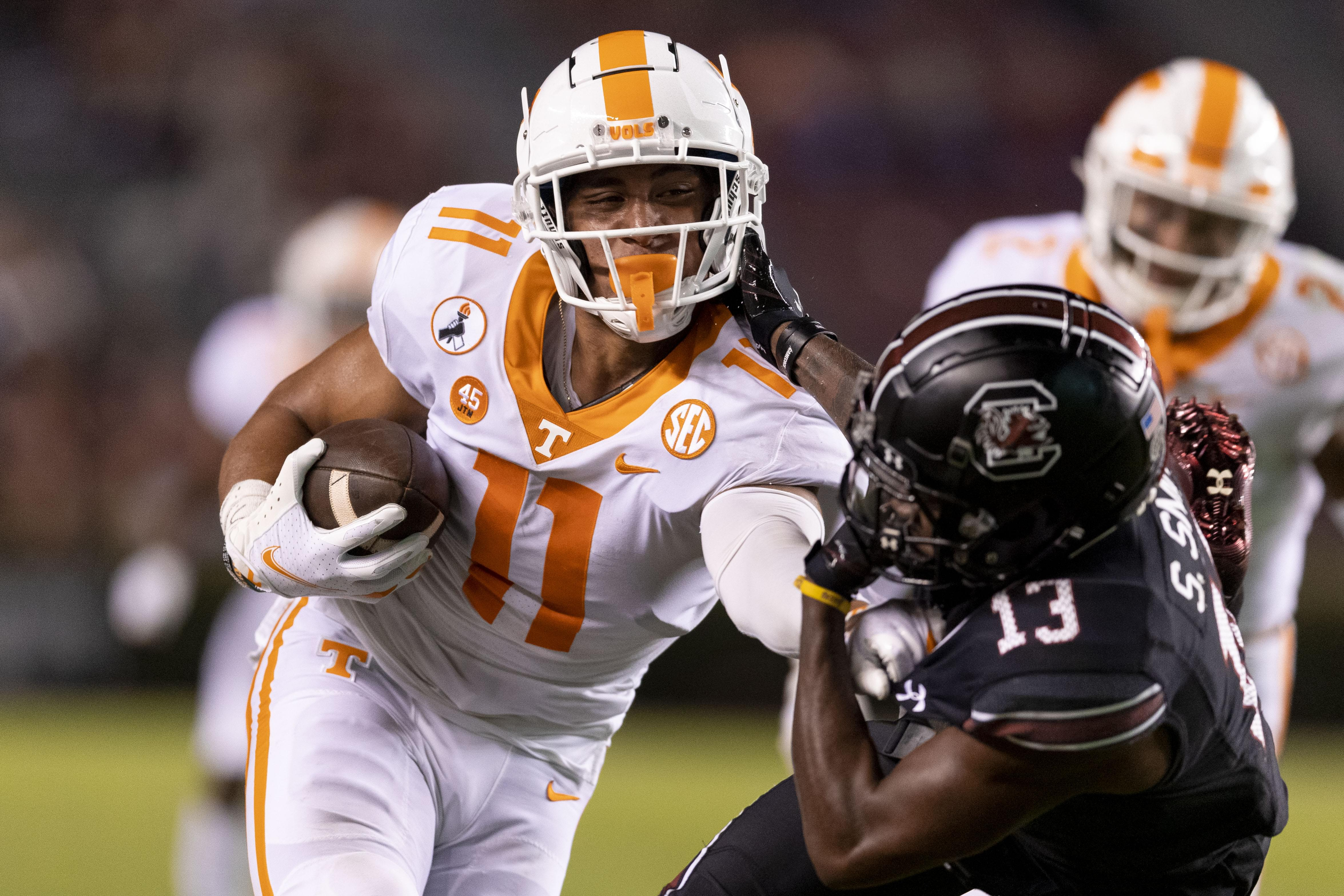 PHOTO GALLERY: Tennessee's 31-27 win over South Carolina