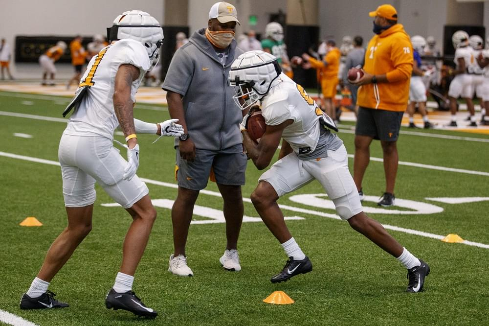 PHOTO GALLERY: Tennessee Missouri Week Tuesday Practice